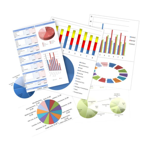 chart-graph-data-vendor list